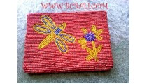 Handmade Wallet By Beads