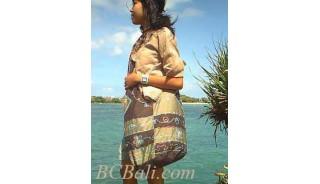 Hawaii Emboirdery Bags