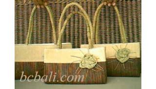 Water Hyacinth Leadies Handbags
