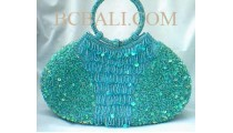 Mother Full Beads Handbag