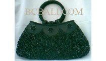 Handbag Full Beads Mother Design