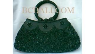 Handbag Full Beads Mother Design