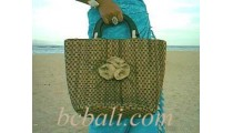 Natural Beach Handbags