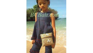 Passport Bags Rattan