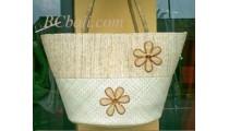 Shopping Handbags Flower
