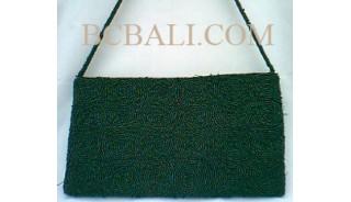 Square Handbags Beads