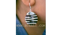 Sea Shell Earring Jewelry
