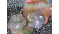 Supplier Shell Sterling Silver Earring