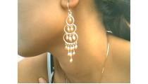 Triple Earing Silver