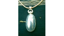 Necklaces Shell Silver
