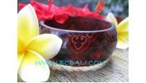 Classic Batik Resin Bangles