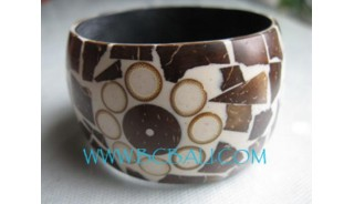 Coconut Resin Bracelets