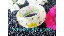 Fashion Bangle Fabric Batik