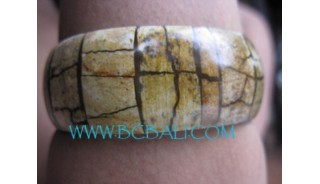 Stone Resin Bangle