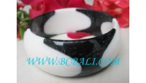 Women Bangle From Resin Material