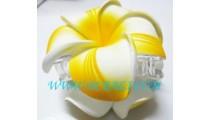 Handmade Floral Hair Clip Bali