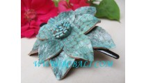 Leathers Hair Pin