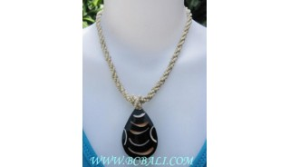Necklace Charms Sea Shell Pendants