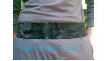 Beads Belt Elastic