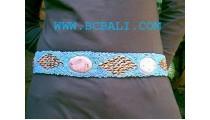 Fashion Belt With Gamestone