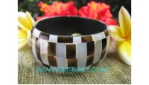 Great Shells Bangles Fashion