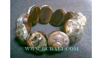 Under Sea Shells Bracelets