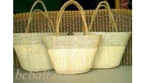 Beach Bags Staw Sets