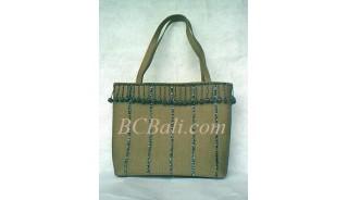 Beads Handbags Handmade