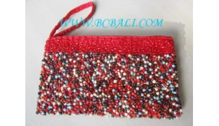 Coin Purses Full Beads
