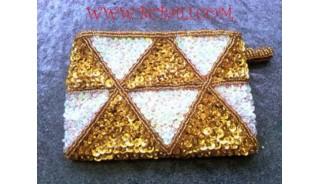 Beads Purses Fashion Lady