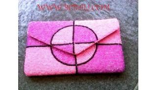Full Beads Wallet Hand Work