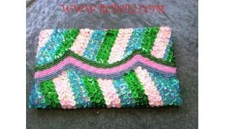 Exotic Full Beads Purses
