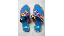 Beads Sandals