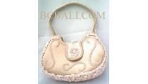 Full Beads Handbags Motif