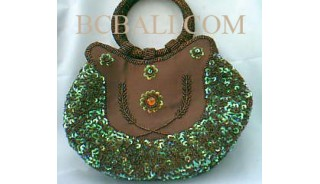 Full Beads Bags Motif Handmade