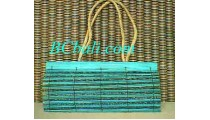 Wooden Handbags Bamboo