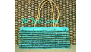 Wooden Handbags Bamboo
