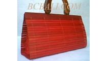 Handbags Purses Bamboo