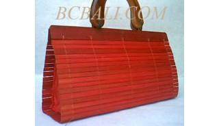 Handbags Purses Bamboo