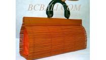Handbags Bamboo