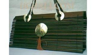 Handbags Bamboo Sea Shell