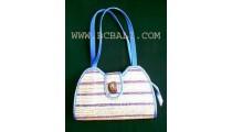 Jute Bags Straw Handmade