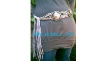 Mother Pearl Belt