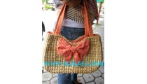 Sea Grass Handbags