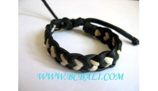 Bracelets By Genuine Leather