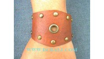 Bracelets Leather Man