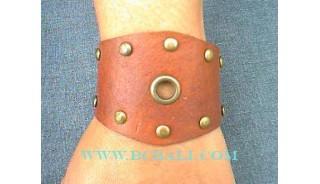 Bracelets Leather Man