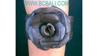 Lady Leather Bracelets