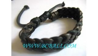 Leather Bracelets For Fashion