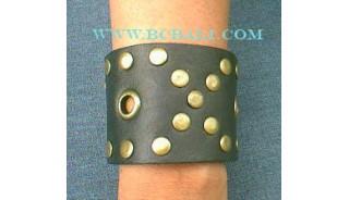 Leather Crafts Bracelets